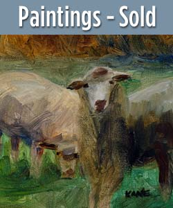 Sold Paintings by Judy Kane